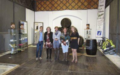 Inauguración de la Oficina de Turismo, el Centro Cicloturista y la ruta «Rincones con Encanto»