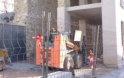 Comienzan las Obras en el Pósito del Castillo