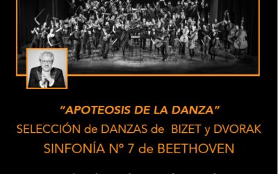 Concierto de la Orquesta Joven de Córdoba.