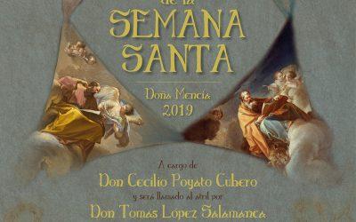 Pregón de la Semana Santa 2019