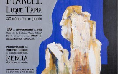 Acto de reconocimiento a Manuel Luque Tapia