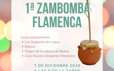 1ª Zambomba Flamenca