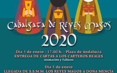 Cabalgata de Reyes Magos 2020