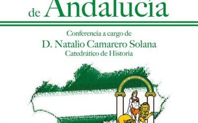 Historia de los símbolos de Andalucía