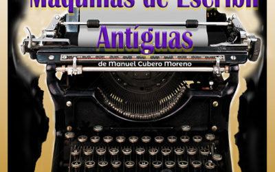 Exposición Máquinas de Escribir Antíguas