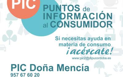 Puntos de Información al Consumidor