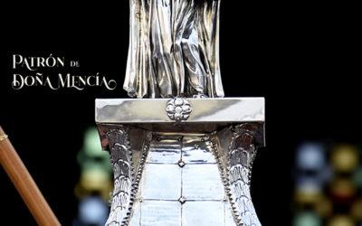 Festividad de San Pedro Mártir de Verona, Patrón de Doña Mencía