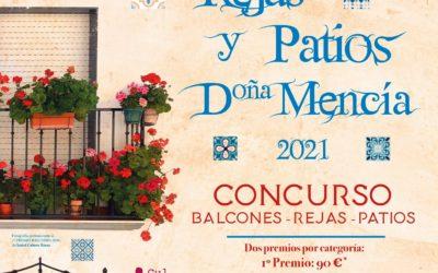 CONCURSO DE BALCONES, REJAS Y PATIOS
